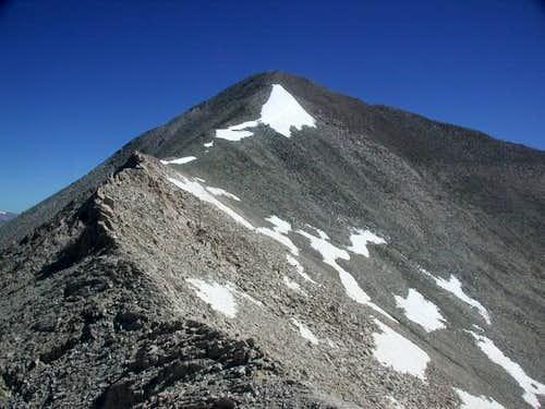 Antero's summit ridge (std...
