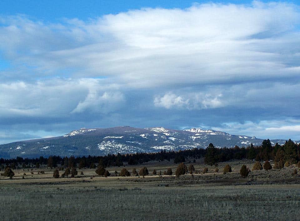 Gearhart Mt