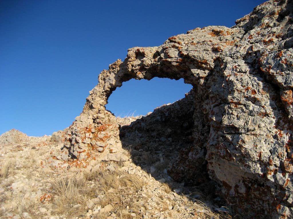 Arch on McCullough Benchmark