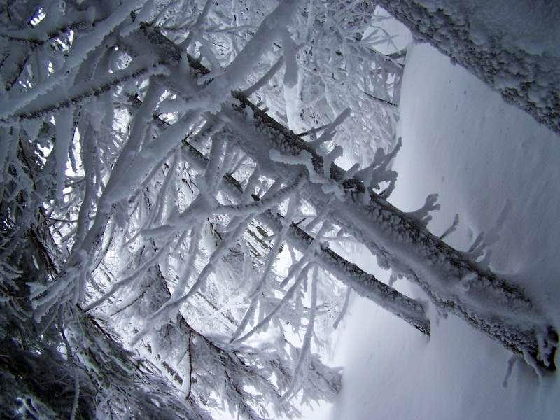 Winter in Velka Fatra
