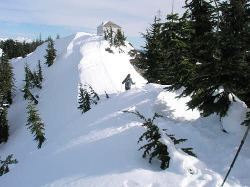 Evergreen Mountain (Skykomish)