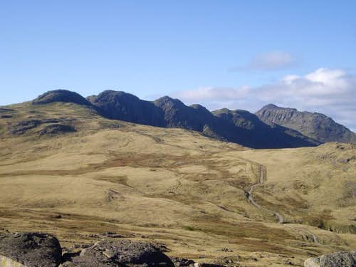 Crinkle Crags