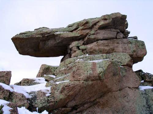 Lookout Mountain-RMNP