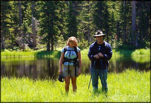 A Summer Day at Round Pond