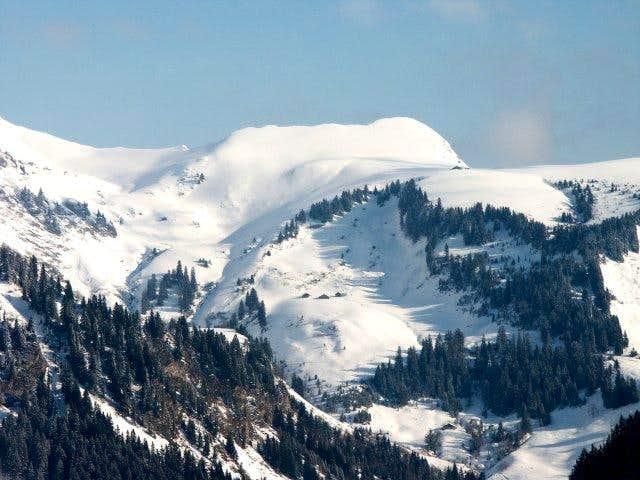 In the Mont de Grange Massif...