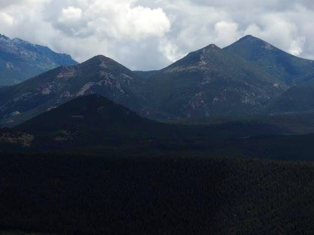 \'Thunder Peak\' and \'Lightning Peak\'
