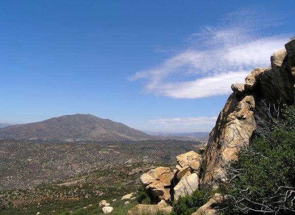 Viejas Mountain