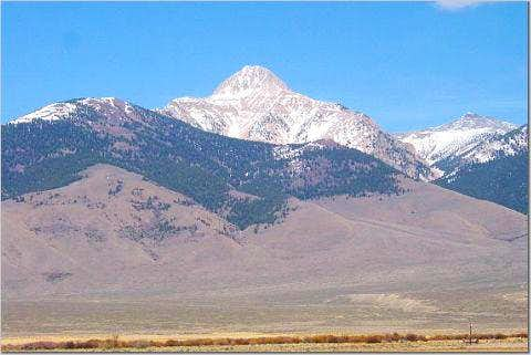 Bell Mountain - West Face...