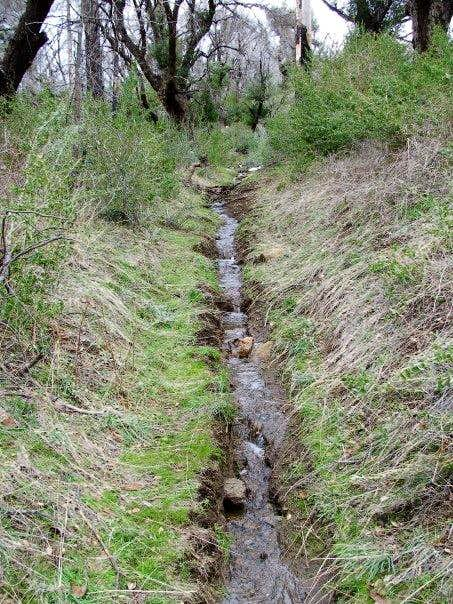 Trail is a stream