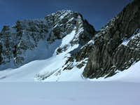 Sir Douglas from the Haig Glacier