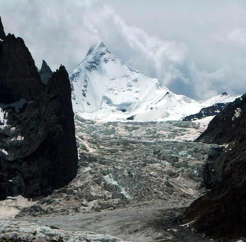 Drifika Peak (6447m), Karakoram, Pakistan