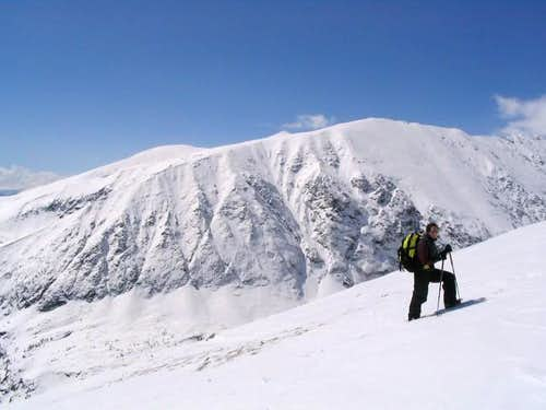 Ever closer to the summit.......