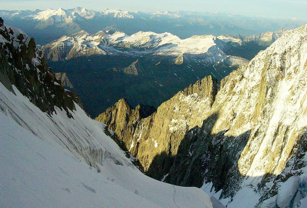 Glaciers of La Thuile Valley