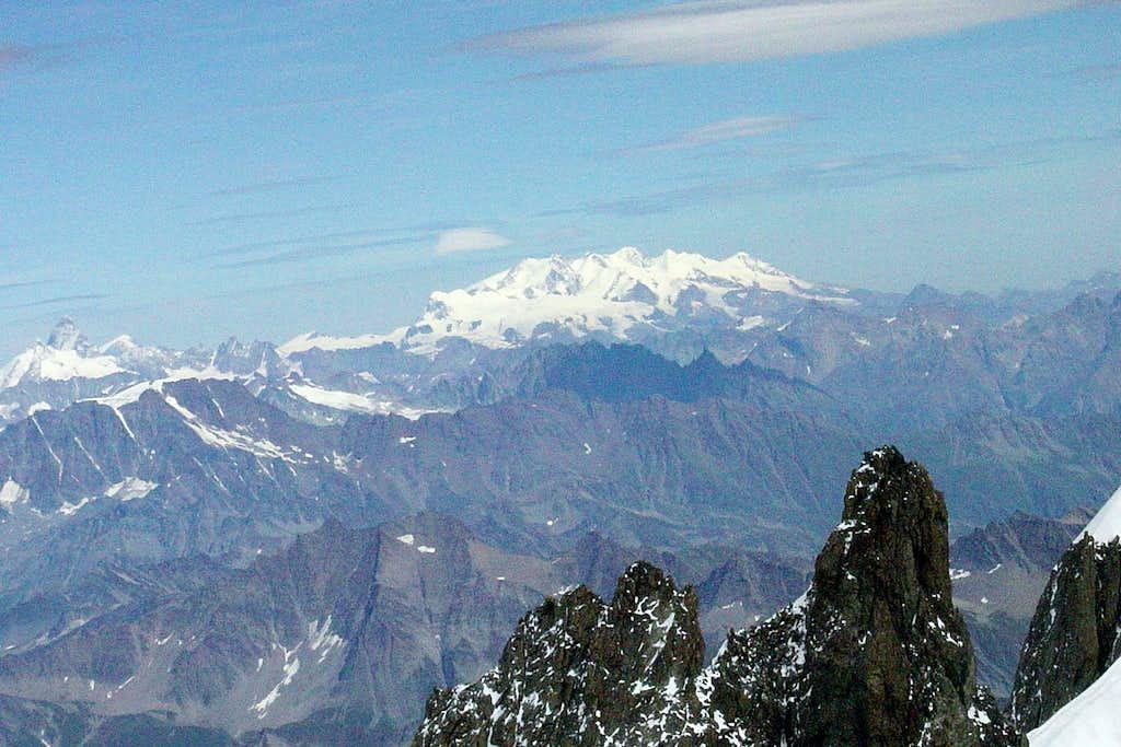 On the Innominata Ridge
