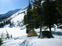Lower Steven s Lake Camp
