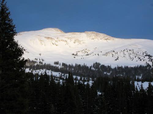Uneva Peak