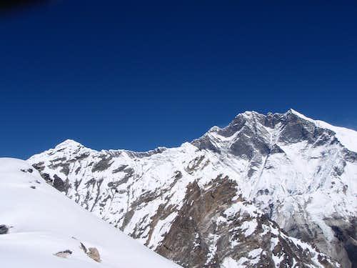 Amphulapcha Pass Summit