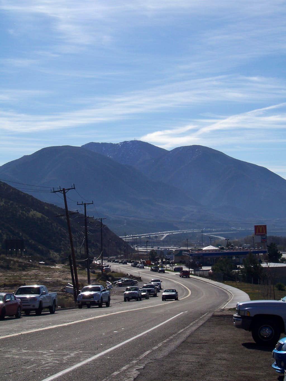 Cajon Mountain