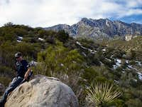 Skyline Trail San Jacinto