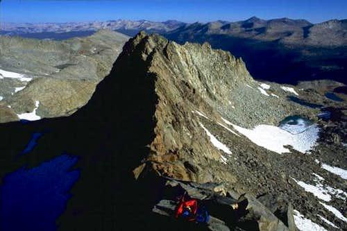 Northeast Ridge of Mt....