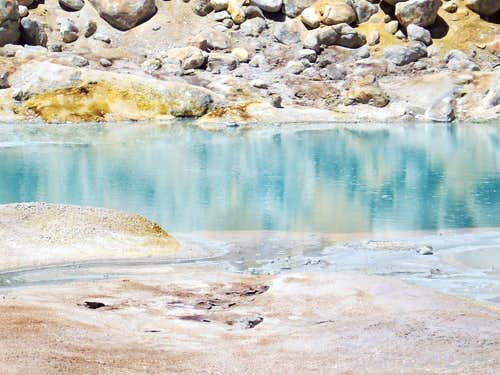 Sizzling Lakes