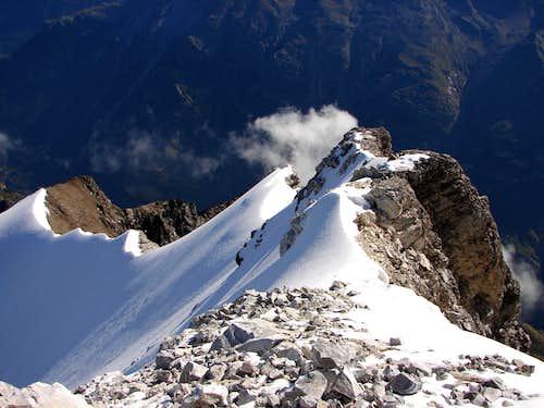 Brunegghorn NE-Ridge