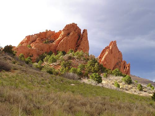 The Garden Of The Gods