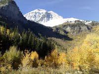 Mt. Timpanogos, Southern Wasatch, Utah
