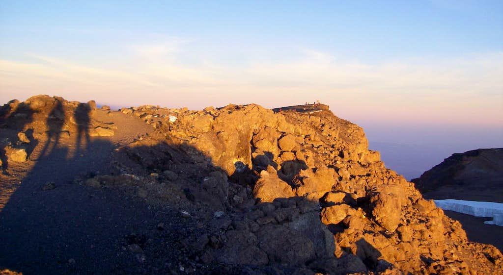 Kilimanjaro Summit Approach