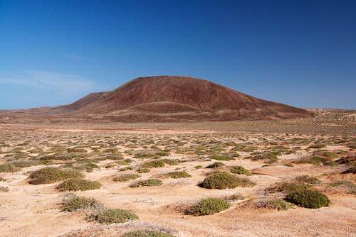 Montaña del Mojon
