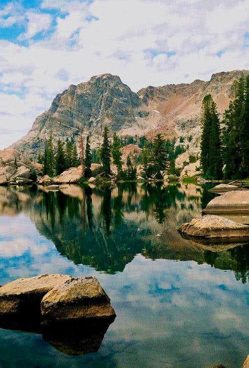 Piute Mountain