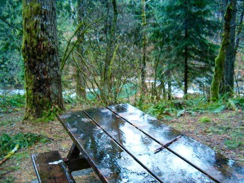 Dougan Creek Campground