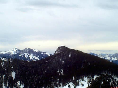 Dixie Peak Views