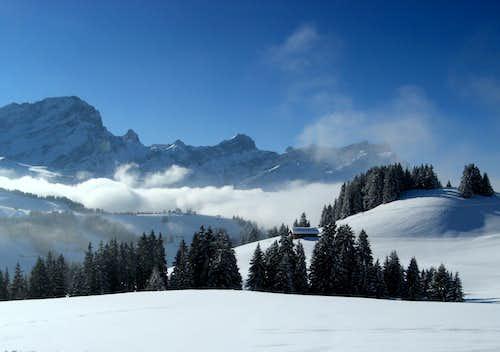 Western Bernese Alps