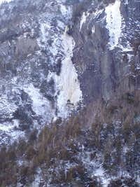 Avalanche Mountain Gully