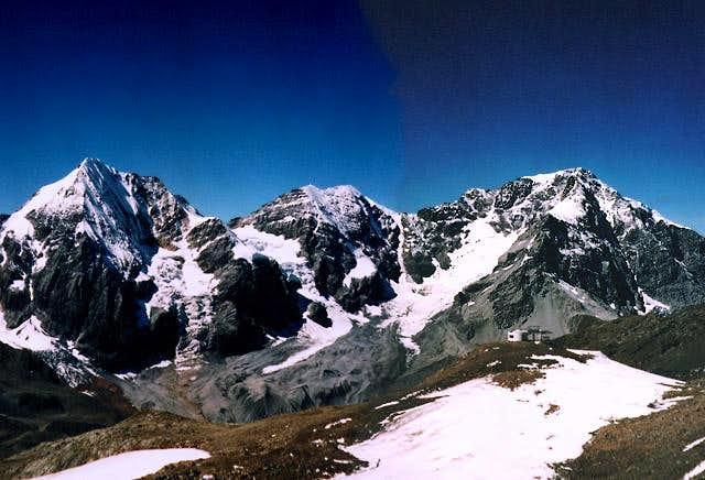 Königsspitze (3851m), Monte...