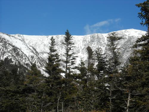 View from Tuckerman Trail