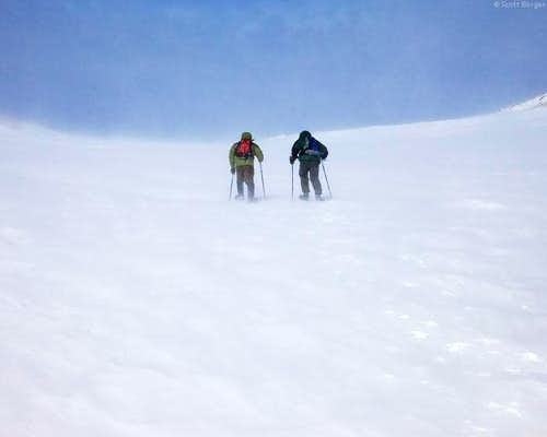Pair on St. Mary s Glacier