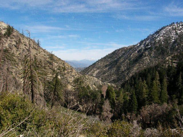 Middle Fork Canyon
