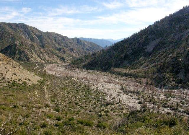Middle Fork Lytle Creek