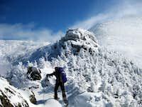 Castle trail - 2/15/2009