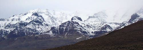 Devine Rock/Steens Mountain