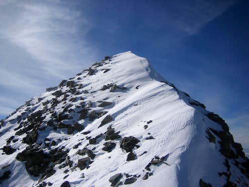 Ellingwood Point - South Face Winter Ascent – 02/28/09