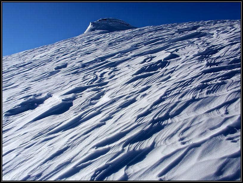 Cima Val di Puartis ascent