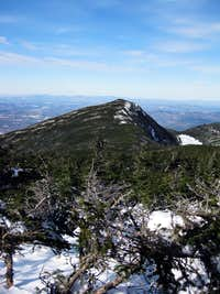 North Kinsman, as seen from the Kinsman Ridge trail - 3/1/2009