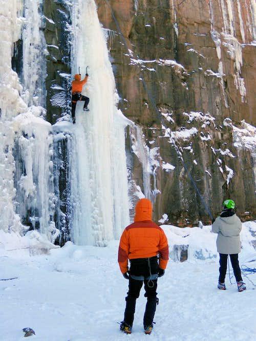 Minnesota Ice
