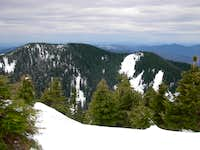 Blowdown and Crater Lake