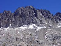 North Pal West Face. The west...