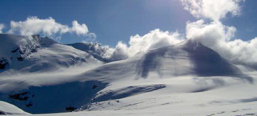 Johannisberg, 3.453m
