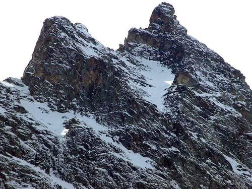 Fourquin de Bioula <i>2965m</i> North side